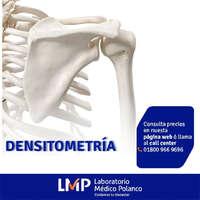 Densitometría mp