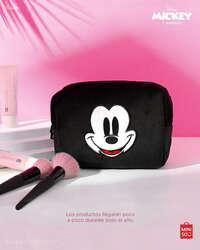 Cosmetiquera de Mickey