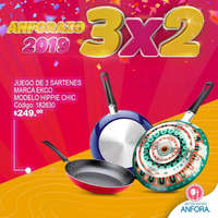 Anforazo 3x2