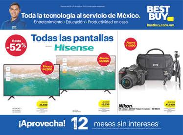Toda la tecnología al servicio de México- Page 1
