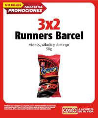 3x2 Runners
