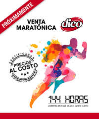 Venta Maratónica