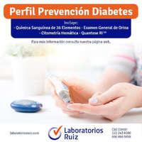 Perfil Prevención Diabetes