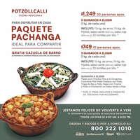 Paquete Pachanga