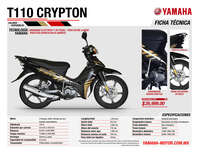T110 CRYPTON