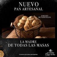 Nuevo pan artesanal