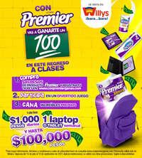 ¡La mejor forma de regresar a clases es ganando con Premier!
