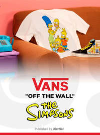 Vans the simpsons