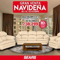 Venta Navideña - Sala Valery