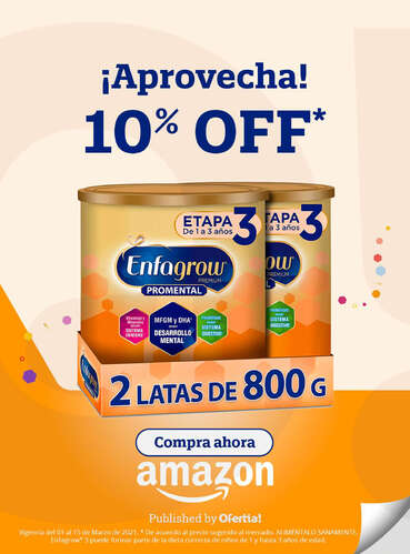 ¡Aprovecha! 10% OFF- Page 1