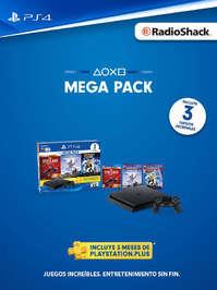 Megapack PS4