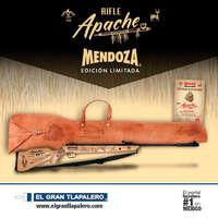 Nuevo Rifle APACHE Mendoza, Edición Limitada