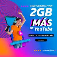 2GB más
