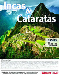 Incas & cataratas