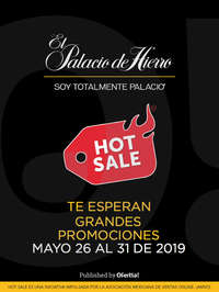 8bf315b23 Ofertas Hot Sale de Palacio de Hierro en Zapopan - Catálogos Hot Sale