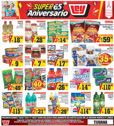 Super 65 Aniversario - Tijuana- Page 1