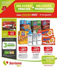 Mejores precios, mejores promociones