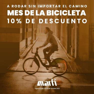 ¡Aprovecha 10% de descuento en todo tipo de bicicletas!- Page 1