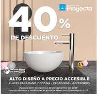 40% de descuento