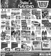 Brillos de navidad - Caborca