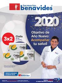 2020 objetivo de año nuevo: acompañar tu salud - APP