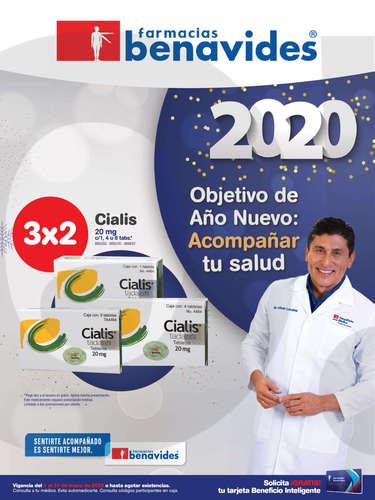 2020 objetivo de año nuevo: acompañar tu salud - APP- Page 1