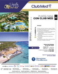 PUNTA CANA CON CLUB MED