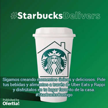 #StarbucksDelivers- Page 1