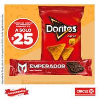 Doritos + emperador