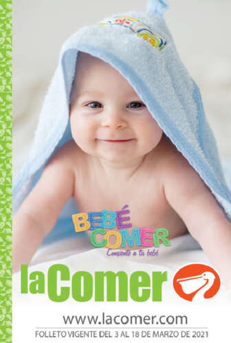 Bebé Comer Bajo- Page 1