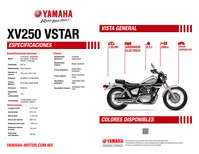XV250 VSTAR 20191