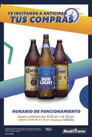 Te invitamos a anticipar tus compras - Tamaulipas