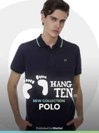 New Collection Polo Hombre