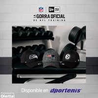 La gorra oficial de NFL