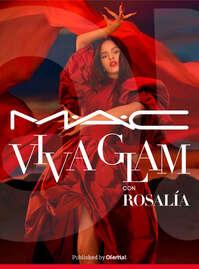 Viva Glam Rosalía
