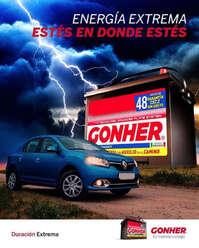 Energía extrema con Gonher