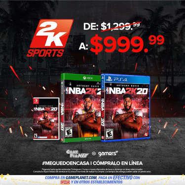 NBA 2K20- Page 1