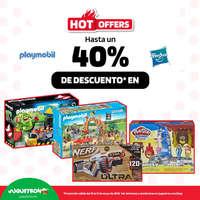 Hot Sale - Hasta 40% de descuento