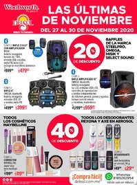Las últimas de noviembre - NL Variedades