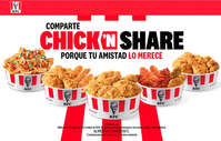 Chick N share