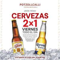 Cervezas 2 x 1