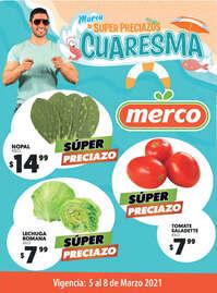 Super preciazos de cuaresma  - NL