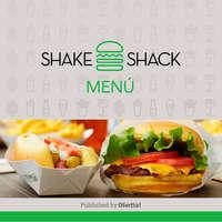 Menú Shake Shack