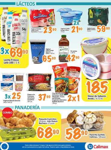 Verano Calimax - Cadena- Page 1