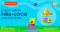 Nuevo sabor piña-coco