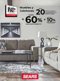 Buen Fin - Muebles y Colchones