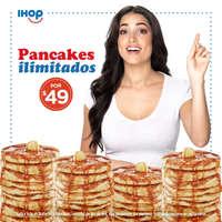 Pancakes ilimitados