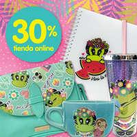 30%  tienda online