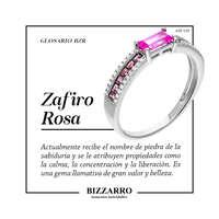Zafiro rosa