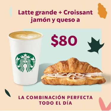 Latte + Croissant- Page 1